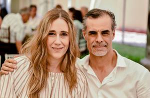María Rosa Medina y Eduardo Camacho