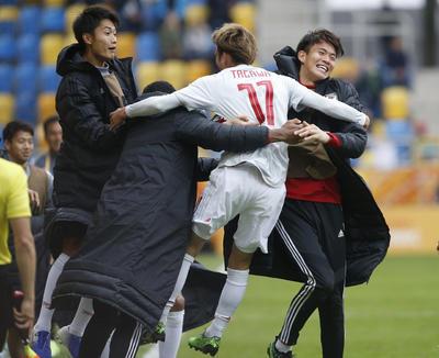 Japón derrotó este domingo al conjunto nacional.