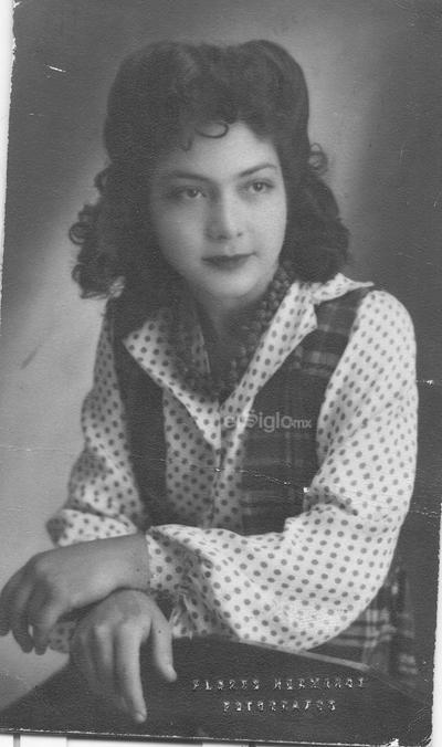 Carmen Morales de Prieto. 1941