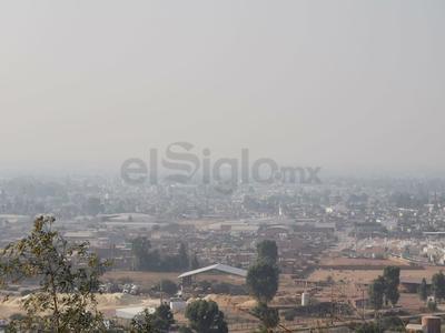 La zona oriente tuvo una calificación negativa en referencia a la calidad del aire.