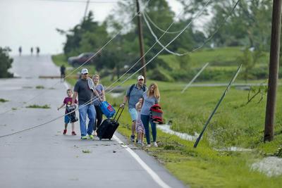 En Estados Unidos, en especial en el medio oeste del país, se han registrado unos 300 tornados en los últimos 12 días.