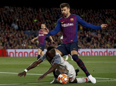Barcelona mostró dominio.