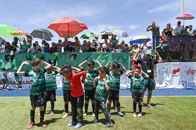 Emociones al máximo en la Copa Santos - Peñoles