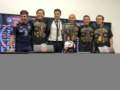 Rayados se corona en la Concacaf