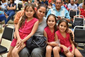 02052019 Aurora, Isabela, Milena y Daniela.