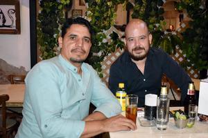 03052019 José Luis y Clem.