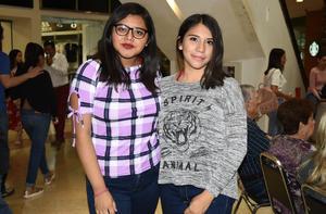 03052019 Citlali Aguilar e Itzel González.