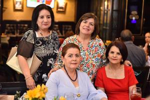 03052019 Tere, Graciela, Olguita y Mary.