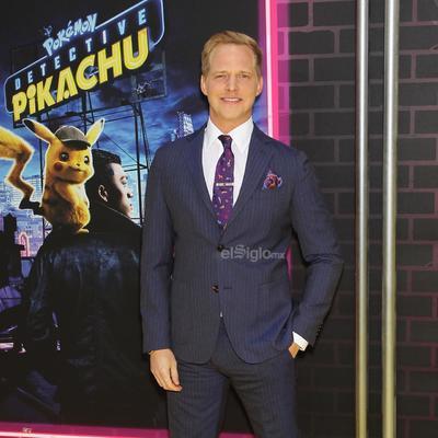 Desfilan sobre la alfombra amarilla de Detective Pikachu