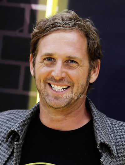 El actor estadounidense Josh Lucas