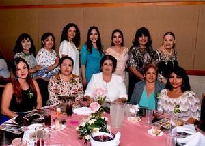 04052019 Anais, Janett, Karla, Erika y Loreto.