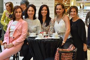 04052019 Anabel, Marisa, Jessica, Ángeles y Vero.