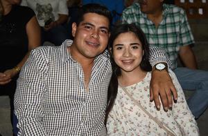 04052019 Jonathan Garay y Daniela García.