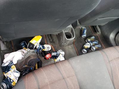 El chofer del Sonic, viajaba bajo los efectos del alcohol.