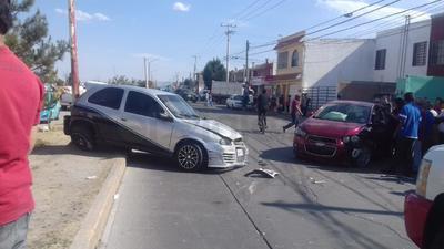 El accidente ocurrió en el fraccionamiento Villas del Guadiana IV.