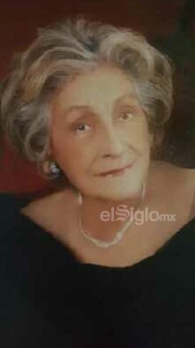 Sra. Guadalupe Sotelo de Hernández, originaria de Torreón, Coahuila, y residente de Anaheim, California, fallecida el pasado 10 de marzo en esa población.