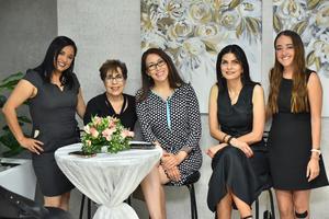 05052019 Ana Laura, Rosa María, Mariaboe, Gina y Cointa.