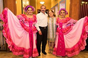 06052019 Ricardo Salinas, Sonia Sánchez, Lupita Hernández y Víctor  Arévalo.