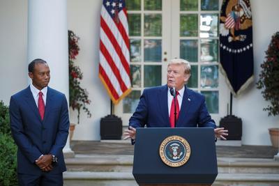 La condecoración, de acuerdo con la Casa Blanca, sirve para destacar la labor de personas que