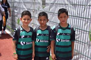 07052019 Carlos, Diego y Lucas.