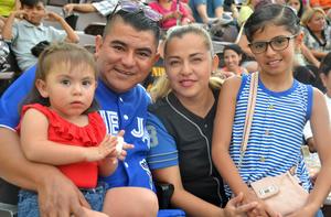 07052019 Fernanda, Roberto, Isabel y Ximena.