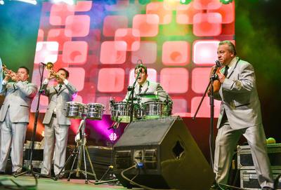 Amenizaron las actividades del Festival Internacional Lerdantino.