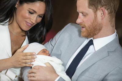 Meghan y el príncipe Enrique aún no han elegido el nombre del bebé.