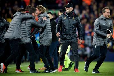 Liverpool elimina al Barcelona de la Champions League