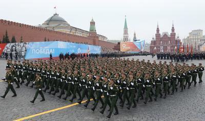 Rusia muestra su poderío militar en el Día de la Victoria