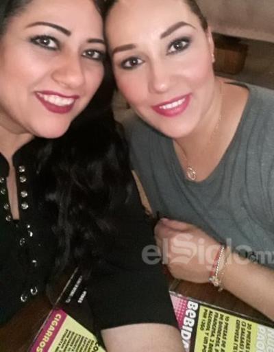 Liliana y Carmen.
