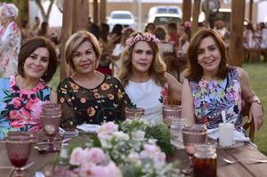 09052019 Magdalena González, Connie Borrego, Mayela Casale y Lula Azuela.