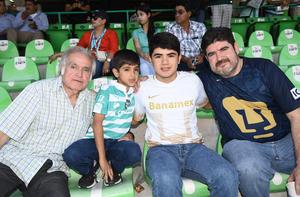 09052019 Armando, Bruno, Andrés y Jesús.