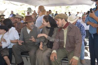 El actor mexicano, Damián Alcázar, es un hombre carismático, con sentido del humor pero también con gran conciencia social.