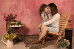 10052019 AMOR INCONDICIONAL.  Leticia y su hija María.