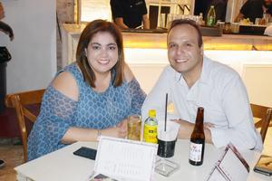 Teresa y Jacobo