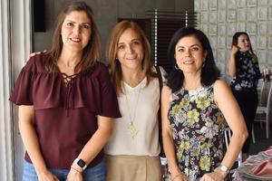 Mirita, Sandra y Cecy