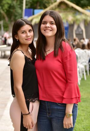 Bárbara y Fernanda
