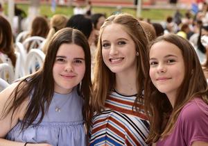 Marifer, Bárbara y Ángela