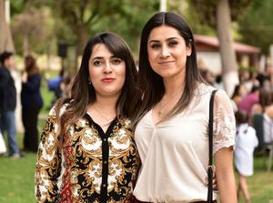 Noelia y Mariana