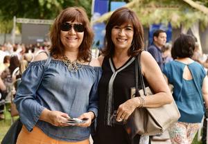 Pilar y Brenda