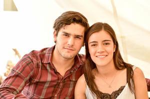 Rodolfo y Daniela