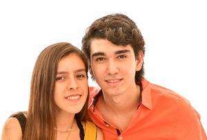 Valeria y Arsenio