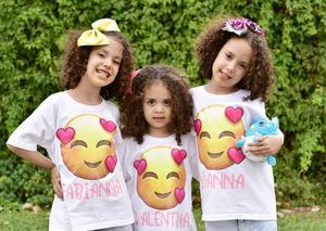 Fabianna, Valentina y Luanna