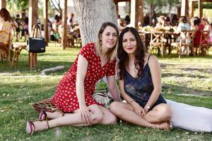 Jimena y Alejandra
