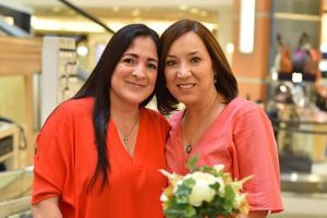 Gretchen y Mayela