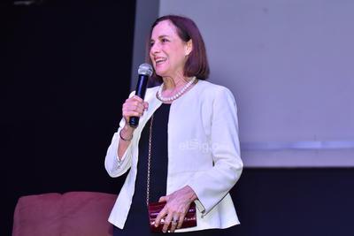 La actriz Diana Bracho encabezó otro gran evento.