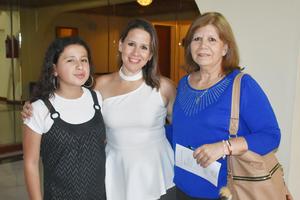 11052019 Valentina, Mayela y Mayela.
