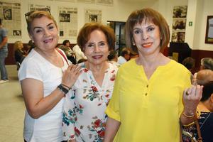 13052019 Martha, Elisa y Margarita.