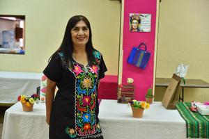 13052019 UN AñO MáS DE VIDA.  Yolanda Aguilera recibió mucho cariño y felicitaciones de sus amistades.