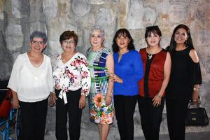 13052019 María Elena, Guadalupe, Graciela, Rosario, Estela y Ofelia.